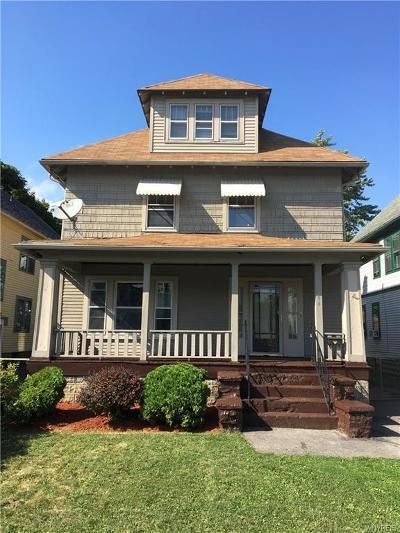 Buffalo NY Single Family Home For Sale: $149,999