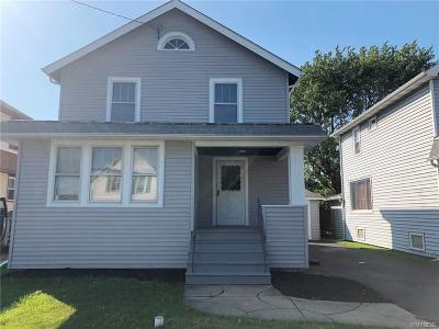 West Seneca Single Family Home For Sale: 48 Klas Avenue