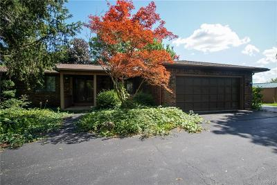 Niagara County Single Family Home For Sale: 4520 Beach Ridge Road
