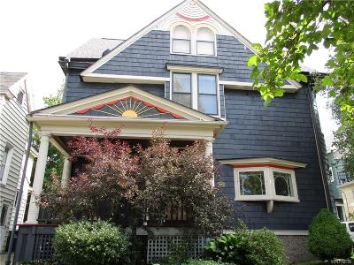 Buffalo Single Family Home For Sale: 11 Robie Street