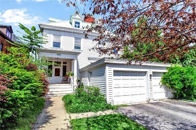 Buffalo Single Family Home For Sale: 289 Summer Street