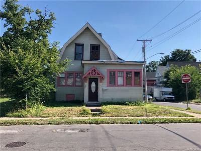 Buffalo Single Family Home For Sale: 607 North Street