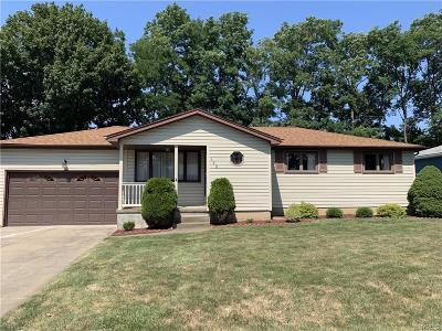 West Seneca Single Family Home For Sale: 160 Ansley Court