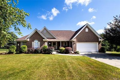 East Aurora Single Family Home For Sale: 890 Quaker Road