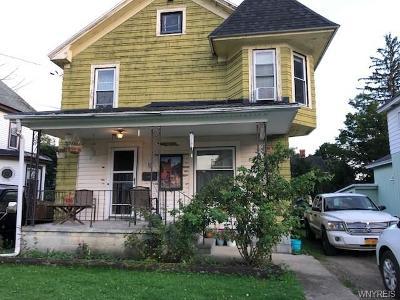 Cattaraugus County Single Family Home For Sale: 10 Washburn Avenue