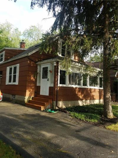 Amherst Single Family Home For Sale: 225 Dellwood Road