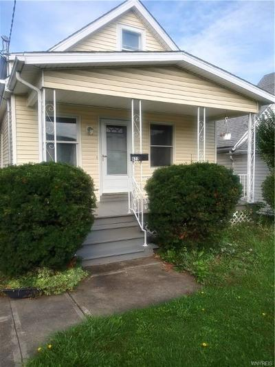 Niagara Falls Single Family Home For Sale: 622 27th Street