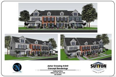 Williamsville Condo/Townhouse For Sale: Sl#3 California #C