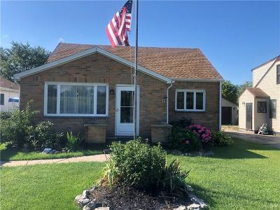 Cheektowaga Single Family Home For Sale: 203 Maryvale Drive