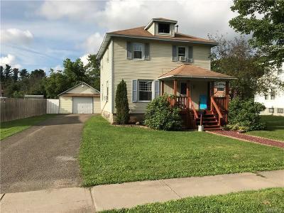 Springville Single Family Home For Sale: 62 Maple Avenue