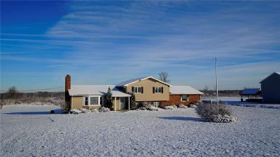 Orchard Park Single Family Home For Sale: 1546 Quaker Road