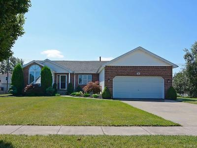 Cheektowaga Single Family Home For Sale: 181 Whitney Place
