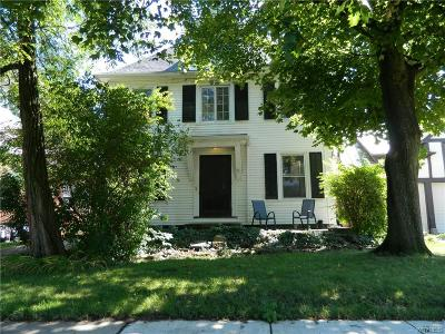 Buffalo Single Family Home For Sale: 195 Voorhees Avenue