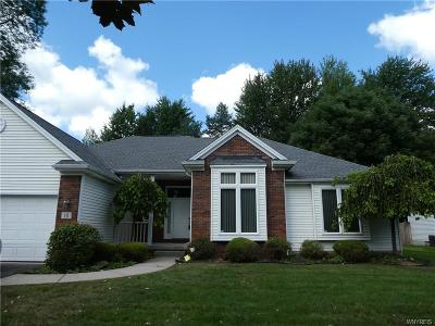 Erie County Single Family Home For Sale: 10 Brookshire Court