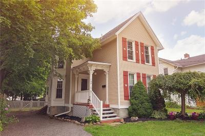 Single Family Home For Sale: 107 S Swan St
