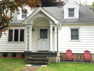 Erie County Single Family Home For Sale: 40 Norris Avenue