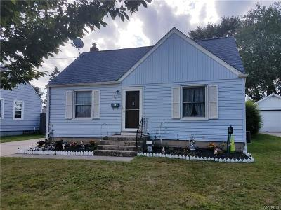 Cheektowaga Single Family Home For Sale: 168 Bright Street