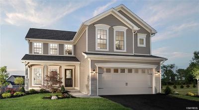 West Seneca Single Family Home For Sale: 14 Vista Court