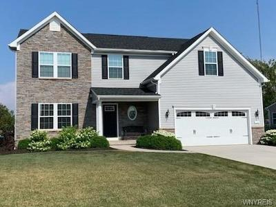 Grand Island Single Family Home For Sale: 128 Windham Lane