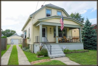 Buffalo Single Family Home For Sale: 324 Ideal Street