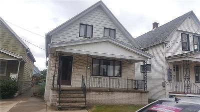 Buffalo Single Family Home Pending: 175 Cable Street