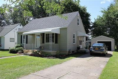 Niagara Falls Single Family Home For Sale: 580 81st Street