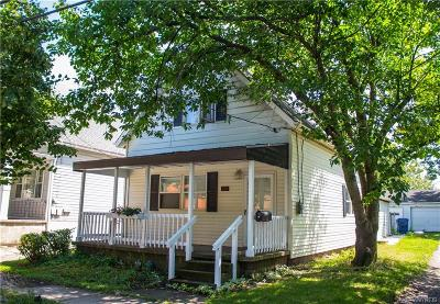 Buffalo Single Family Home For Sale: 335 Austin Street