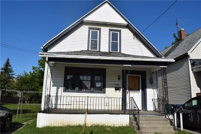 Erie County Single Family Home For Sale: 236 Davey Street