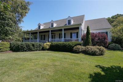 Wilson Single Family Home For Sale: 4671 Thilk Drive