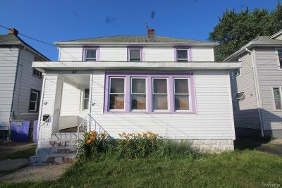 Buffalo Single Family Home For Sale: 42 Chadduck Avenue