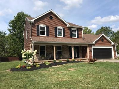 Orchard Park Single Family Home For Sale: 4840 Abbott Road