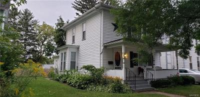 Single Family Home For Sale: 12 Wood Street