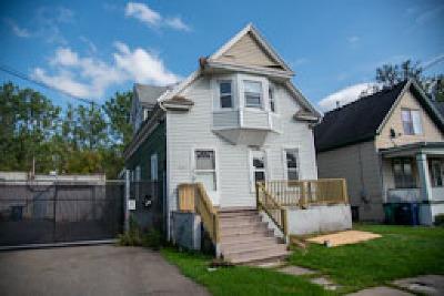 Buffalo Single Family Home For Sale: 71 Wex Avenue
