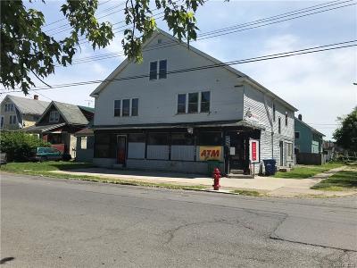 Buffalo Single Family Home For Sale: 553 E Amherst Street