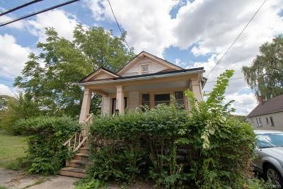 Buffalo Single Family Home For Sale: 211 Stanton Street