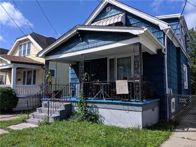 Buffalo Single Family Home For Sale: 70 Hazelwood Avenue