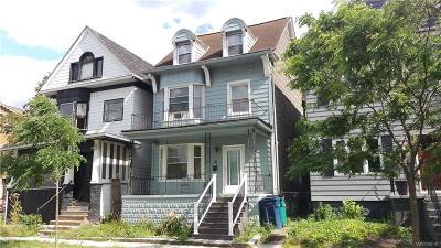 Buffalo Single Family Home For Sale: 51 Massachusetts Avenue
