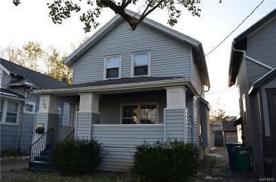 Buffalo Single Family Home For Sale: 144 Poultney Avenue