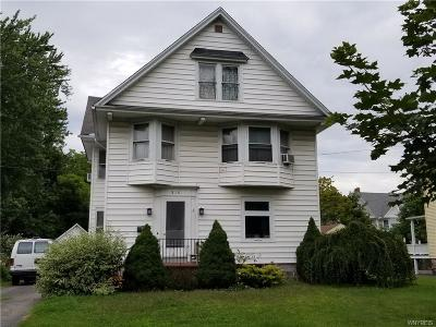 Single Family Home For Sale: 810 W Center Street
