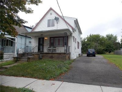 Buffalo Single Family Home For Sale: 96 Alma Avenue