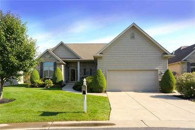 Erie County Single Family Home For Sale: 21 Hidden Creek Court