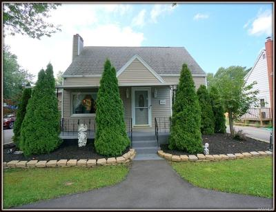 Lewiston Single Family Home For Sale: 4606 Model City Road
