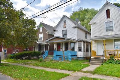 Niagara Falls Single Family Home For Sale: 462 20th Street