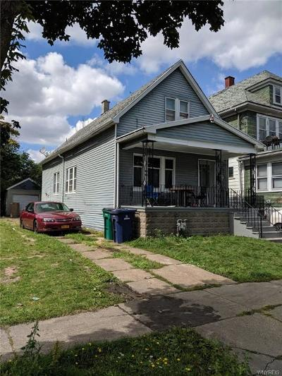 Buffalo Single Family Home For Sale: 48 Gatchell Street