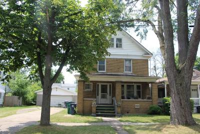 Niagara Falls Single Family Home For Auction: 1921 Forest Avenue