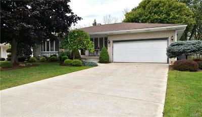 West Seneca Single Family Home For Sale: 330 Forest Drive