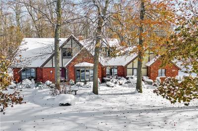 Erie County Single Family Home For Sale: 8360 Black Walnut Drive