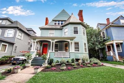Buffalo Single Family Home For Sale: 385 Linwood Avenue