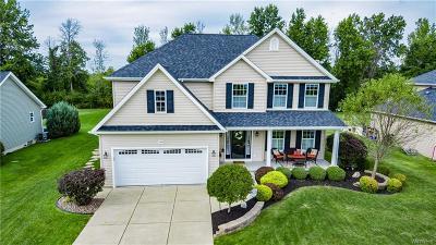 North Tonawanda Single Family Home For Sale: 3437 Lakewood Drive