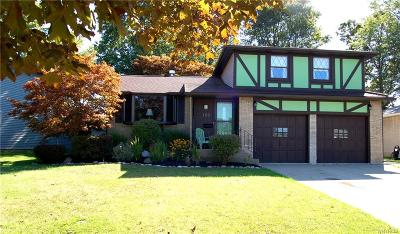 West Seneca Single Family Home For Sale: 129 Cresthaven Drive
